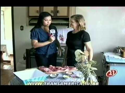 Tv Transamérica - Saiba como preparar um saboroso prato com carne de Javali