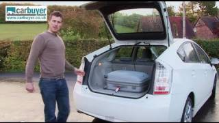 Toyota Prius review - CarBuyer videos