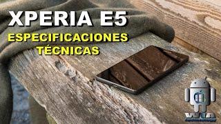 Video Sony Xperia E5 tfhZ382y4P4