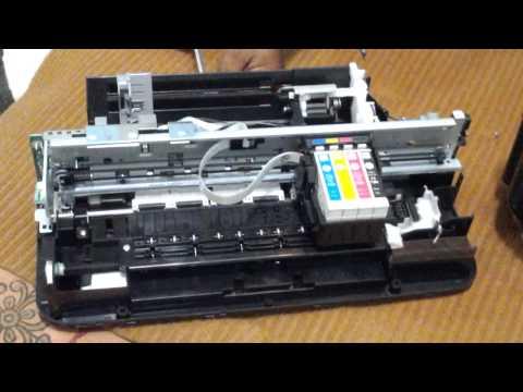 EPSON T13 DIY DTG PROJECT PART-1.mp4
