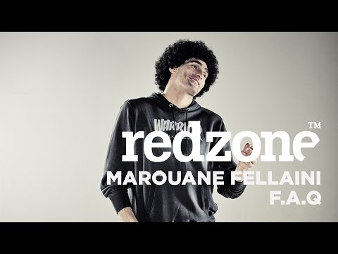 Marouane Fellaini : quelques questions (in)habituelles