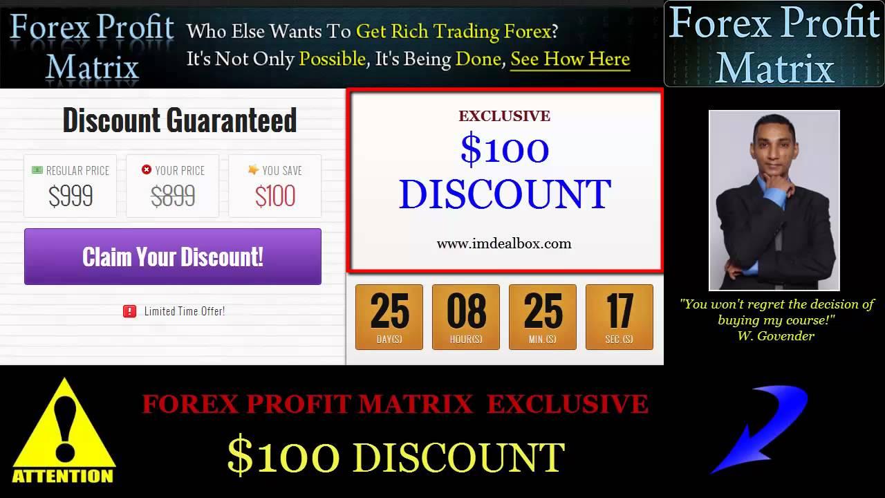 Forex strategy master bonus