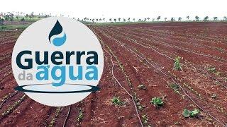 GUERRA DA �GUA - Araguari vive o drama do uso irregular das �guas subterr�neas