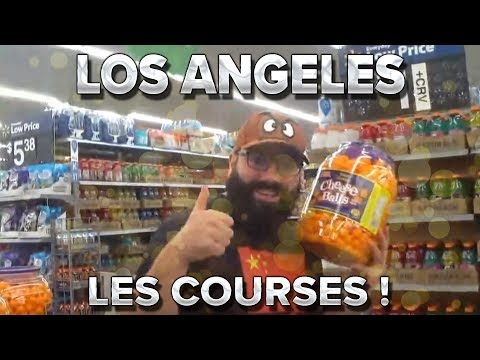 Los Angeles #5 : LES COURSES !