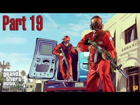 GTA V part 19 - Lên kế hoạch cướp nhà băng