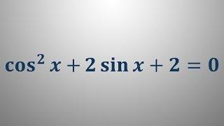 Trigonometrične enačbe 17