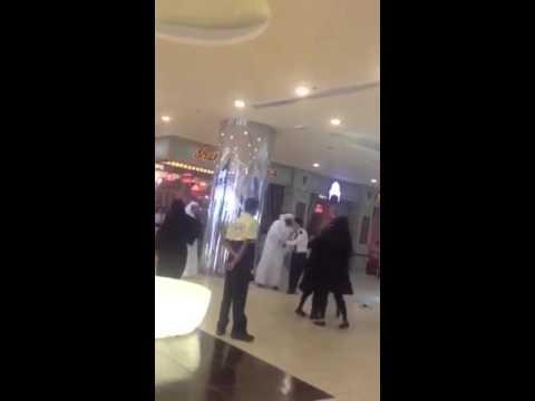 محاولة قطري اغتصاب سيدة ترتدي عبائة