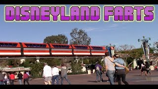 [Farting at Disneyland Prank!] Video