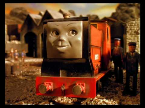 thomas train Duncan Gets Spooked