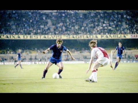 FC Barcelona - Els precedents amb l'Ajax, sempre amistosos