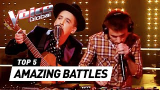 The Voice | AMAZING BATTLES that you should have seen 😱 [PART 3]