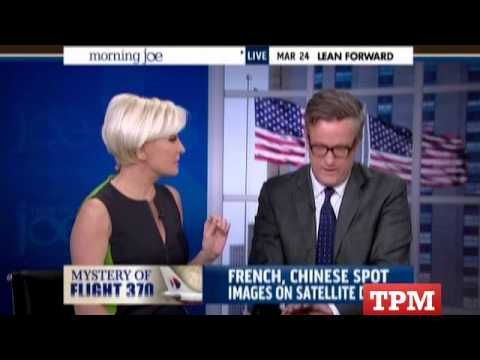 MSNBC co-host attempts tirade against Joe Scarborough for ...