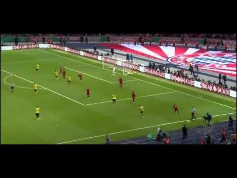How to KAGAWA (vs Bayern) 香川真司vsバイエルン