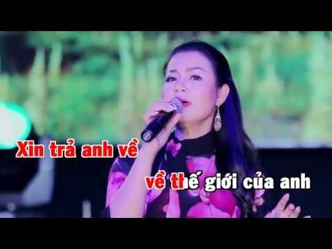 [HD-KARAOKE]   Xin Trả Cho Em - Đặng Trí Trung & Dương Hồng Loan
