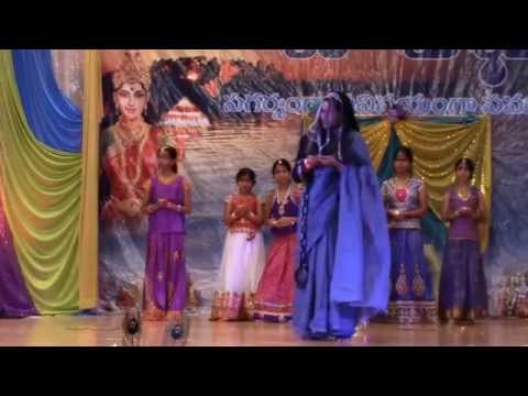 Vaaradhi Dasara & Deepavali Celebrations 2015 - Bahubali Skit Super performance