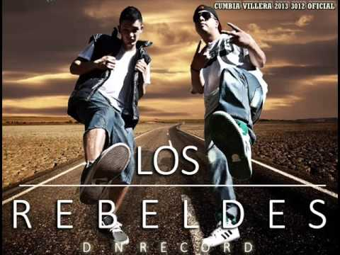 Los Rebeldes -  El Amante - Cumbia Villera 2013 3012 OFICIAL)