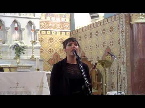Ciara McCarthy Cork wedding singer, Songbird