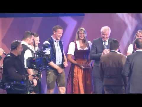Bayerischer Sportpreis 2014 - Bayern