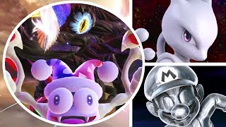Super Smash Bros Ultimate All Bosses + Cutscenes (Secret Boss Fights)