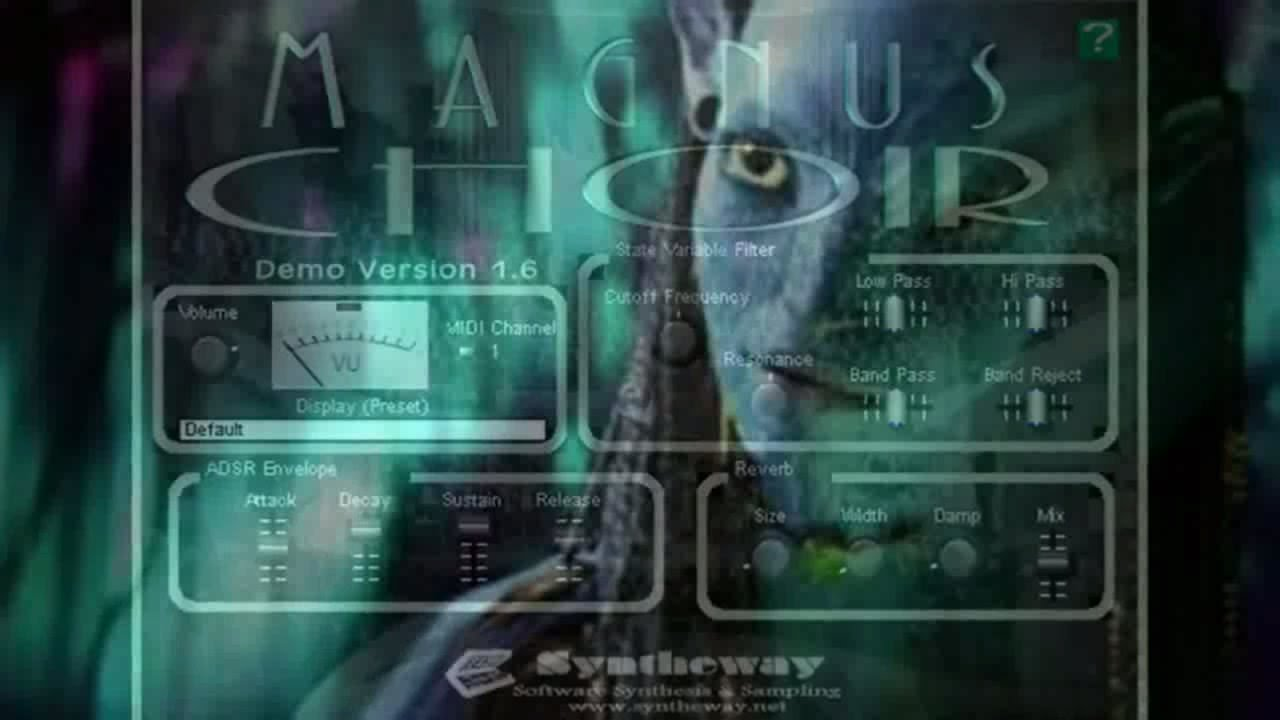 Guardians At The Gate (Audiomachine cover) Magnus Choir & Syntheway Strings VST (Windows, Mac OS X) - YouTube