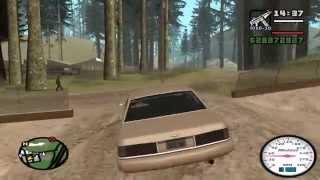 GTA San Andreas PC Gameplay E Fazendo Missão