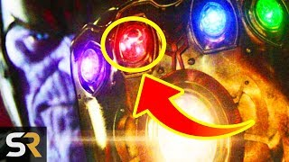 10 Secrets Every Marvel Fan Should Know About The Infinity Stones