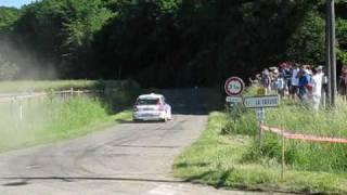 Vid�o 35�me Rallye National de la Luronne 2010 par TheZell70 (5974 vues)