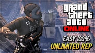 GTA 5 Unlimited RP GTA V SOLO LEVEL UP FAST & RANK UP