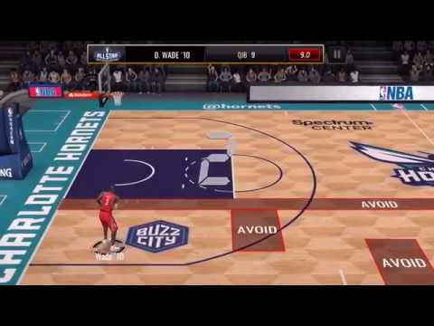 QJB Skills Challenge 93 Dwyane Wade NBA Live Mobile Yang