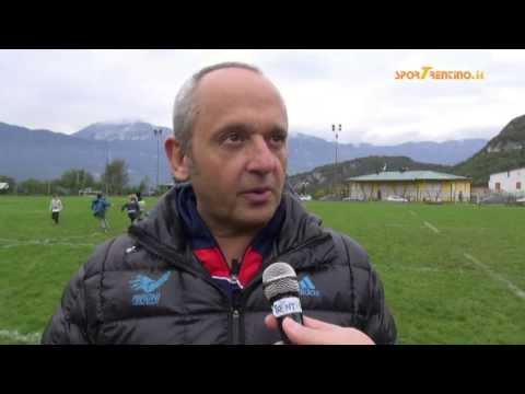 Copertina video Lagaria-Trento 14-10: Stefano Cipriani