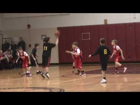 Champlain-Rouses Point - Saranac 5&6 Boys 2-17-13