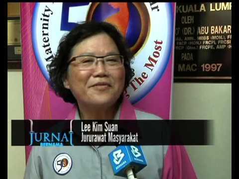 50 Tahun Hospital Bersalin HKL JURNAL BERNAMA