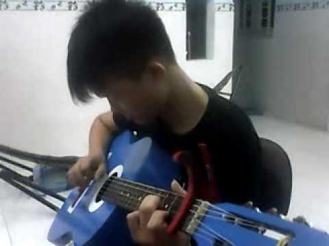 Cơn Mưa Ngang Qua _ Sơn Tùng M-TP (guitar solo)