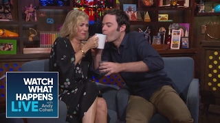 Kristen Wiig & Bill Hader Play 'Never Have I Ever' | WWHL