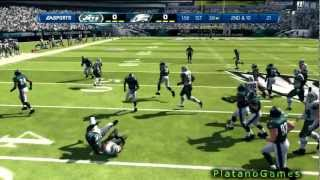 Madden NFL '13 First Online Game Jets Vs Eagles He