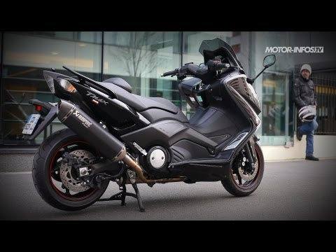 essai yamaha t max 530 sport youtube. Black Bedroom Furniture Sets. Home Design Ideas