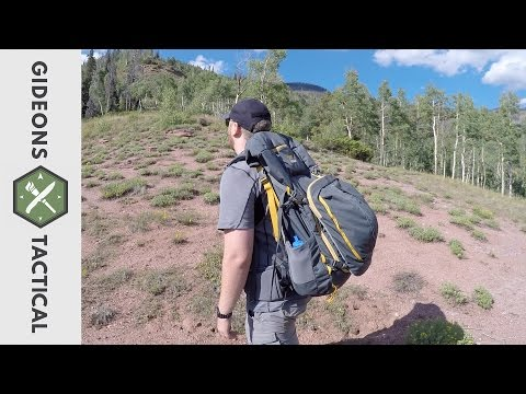 Wow It's Comfortable: Mountainsmith Lariat 65L