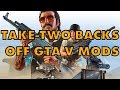 Rockstar Gets Take Two To Back Off GTA V Modders