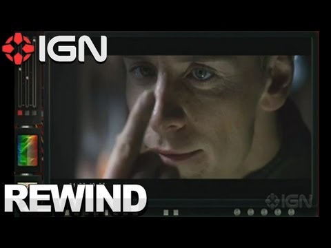 Prometheus Trailer #2 - IGN Rewind Theater