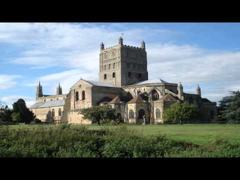 Tewkesbury Abbey Dursley Gloucestershire