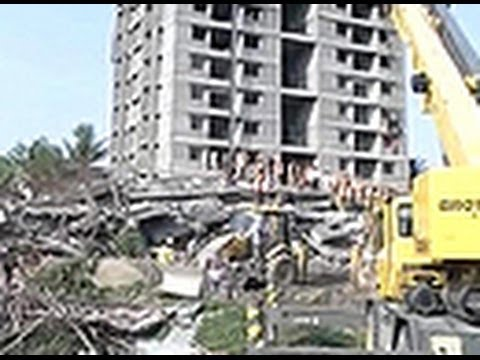 Chennai building collapse: Over 30 still trapped under debris