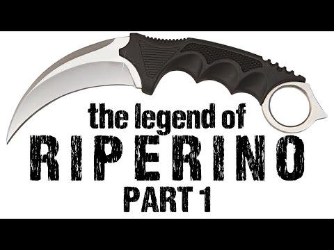 The Legend of Riperino Pt1 (Creature Stream Highlight)
