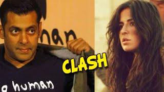 Katrina Kaif Clash With Salman Khan
