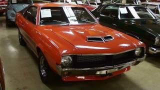 1970 AMC Javelin SST High-Performance 360 V8