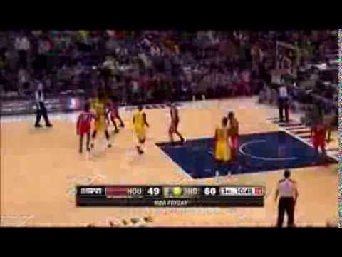 Paul George Highlights 20.12.2013 Rockets vs Pacers - 24 pts, 9 rebs, 3 stls