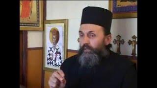 Manastir Rukumija Otac Simenon (duhovni Razgovori) Prvi