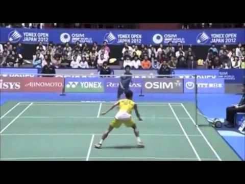 Badminton Best of Trickshots !