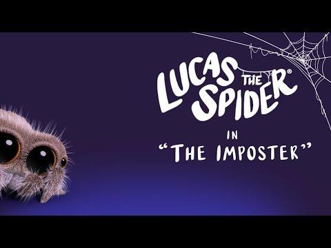 Pavouk Lucas - Halloween