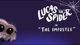 Pavúk Lucas - Halloween