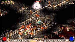 Diablo 2 - Summoner Build (Necromancer) view on youtube.com tube online.